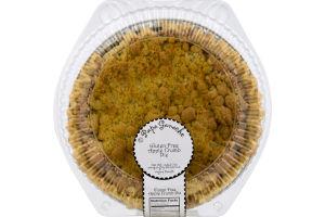 Papa Ganache Gluten Free Pie Apple Crumb