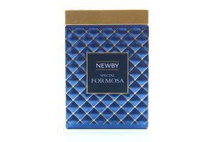 Чай Newby Special Formosa зелений байховий 50г