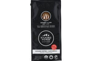Kicking Horse Coffee Grizzly Claw Dark Ground
