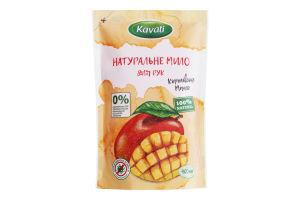 Мыло жидкое для рук натуральное Королевское манго Kavati д/п 460мл