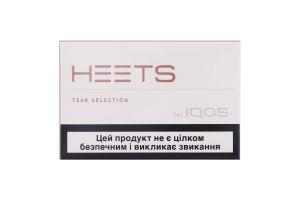 Стіки тютюнові Teak selection Heets 200шт
