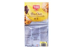 Булочки зі шматочками шоколаду без глютену Bon Choc Dr. Schär м/у 220г