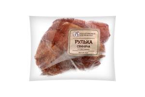 Рулька свиняча в/к 2г вагова Богодухівський МК