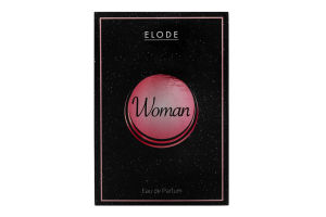 Вода парфумована Woman Elode 100мл