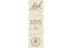 Bach Original Flower Remedies Mixing Bottle