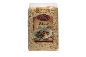 Рис Brown World's Rice м/у 500г