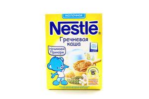 Каша молочная гречневая Nestle к/у 250г