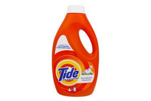 Порошок рідкий для прання Tide 3MC альпійська свіжість 1,235л