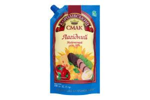 Соус майонезный 30% Нежный Королівський смак д/п 580г
