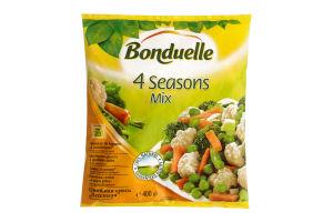 Смесь овощная свежезамороженная Весенняя Bonduelle м/у 400г