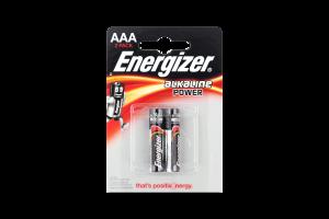 Батарейка Energizer Alk Power AAA