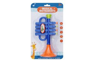 Іграшка для дітей від 3років №6824E Труба Країна Іграшок 1шт