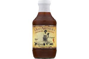 Old Arthur's Kewanee Red BBQ Sauce Original