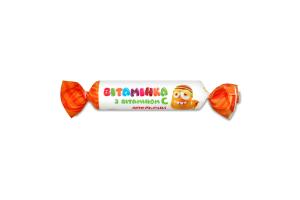 Цукрове виріб з вітаміном С Апельсин Вітамінка м/у 30г