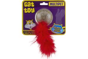 Multipet Catnip Cat Toy
