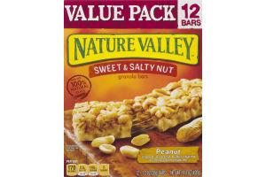 Nature Valley Sweet & Salty Nut Granola Bars Peanut - 12 PK