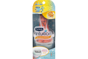 Schick Intuition Razor Tropical Citrus