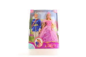 Іграшка Лялька Штеффі принцеса з принцем 5735456