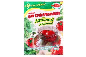 Приправа для консервирования нежный маринад Любисток м/у 25г