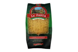 Макаронные изделия Вермишель Тонкая La Pasta м/у 400г