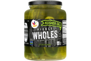 Ahold Kosher Dill Pickles Whole
