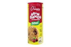 Печиво галетне без цукру Arandanos Digestive Santiveri м/у 190г