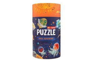 Пазл для дітей від 3років №200112 Космічна пригода Mon Puzzle 1шт