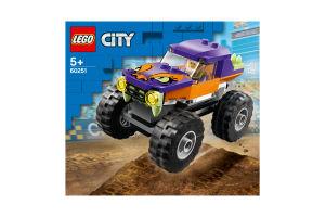 Конструктор для детей от 5лет №60251 City Lego 1шт
