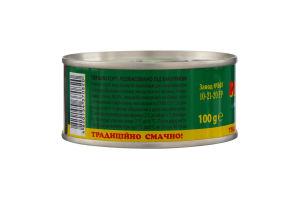 Ікра лососева зерниста солена Камчадал з/б 100г