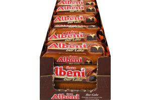 Батончик шоколадний з карамельною начинкою покритий шоколадом Bar Cake Albeni Ülker м/у 40г
