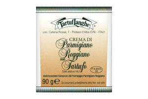 Крем Tartuflanghe Parmigiano Reggiano-трюфель