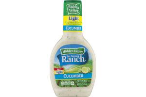 Hidden Valley Ranch Light Dressing Cucumber