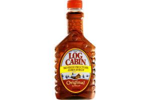 Log Cabin Syrup Original