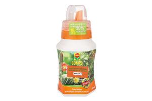 Удобрение минеральное для кактусов и бонсаев Compo 250мл