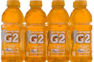 Gatorade G2 Series Low Calorie Orange Thirst Quencher- 8 CT