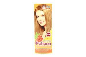 Крем-краска для волос Рябина Русый №014 Acme Color