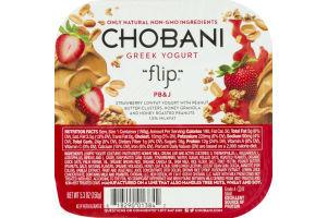 Chobani Greek Yogurt Flip PB&J