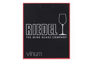 Н-р бокалов д/кр.вина Riedel PinNoirVin0.7л5920001