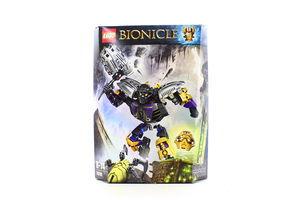 Конструктор LEGO Bionicle Onua Master Of Earth 8-14 70789