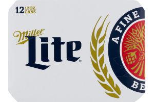 Miller Lite Beer - 12 PK