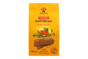 Хлебцы Зерновита Балтийские