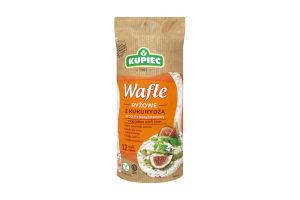 Хлебцы Kupiec рисовые с зерном кукурузы