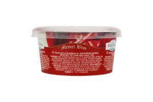 Сир плавлений 40% з пліснявою висушеними помідорами Memel Blue Vilvi ст 140г
