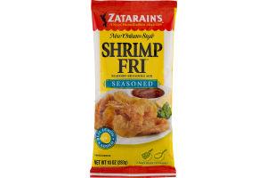 Zatarain's New Orleans Style Shrimp Fri Seafood Breading Mix Seasoned