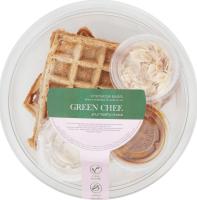 Вафли Green Chef веганские шоколадные спельтовые