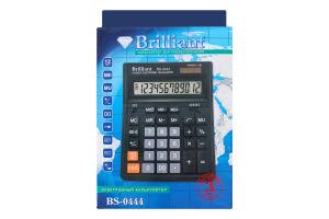 Калькулятор №BS-0444 Brilliant 1шт