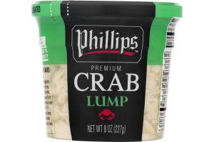 Phillips Crab Lump