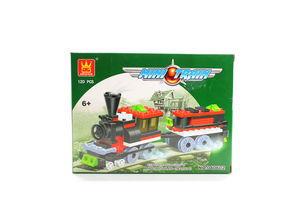 Іграшка Wange конструктор Потяг 040602
