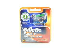 Картридж сменный для станка мужской Power Fusion ProGlide Gillette 2шт