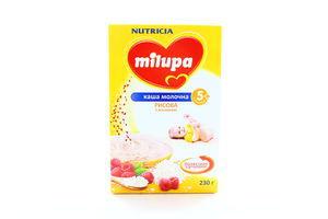 Каша с/м рисовая с малиной Nutricia Milupa 230г